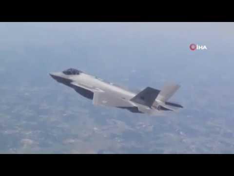 ABD Türkiye'ye İki F 35 Daha Gönderecek