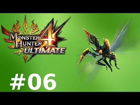 Monster Hunter 4 Ultimate Multiplayer -- Part 6: Hunting & Gathering