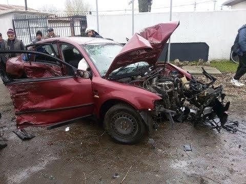 Accident in Magurele Ilfov
