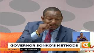 | JKLive | Governor Mike Sonko's Methods [Part 2]