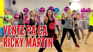 "Download Video ""VENTE PA CA"" Ricky Martin, Zumba® Fitness Choreography Kasia Gnich MP3 3GP MP4"