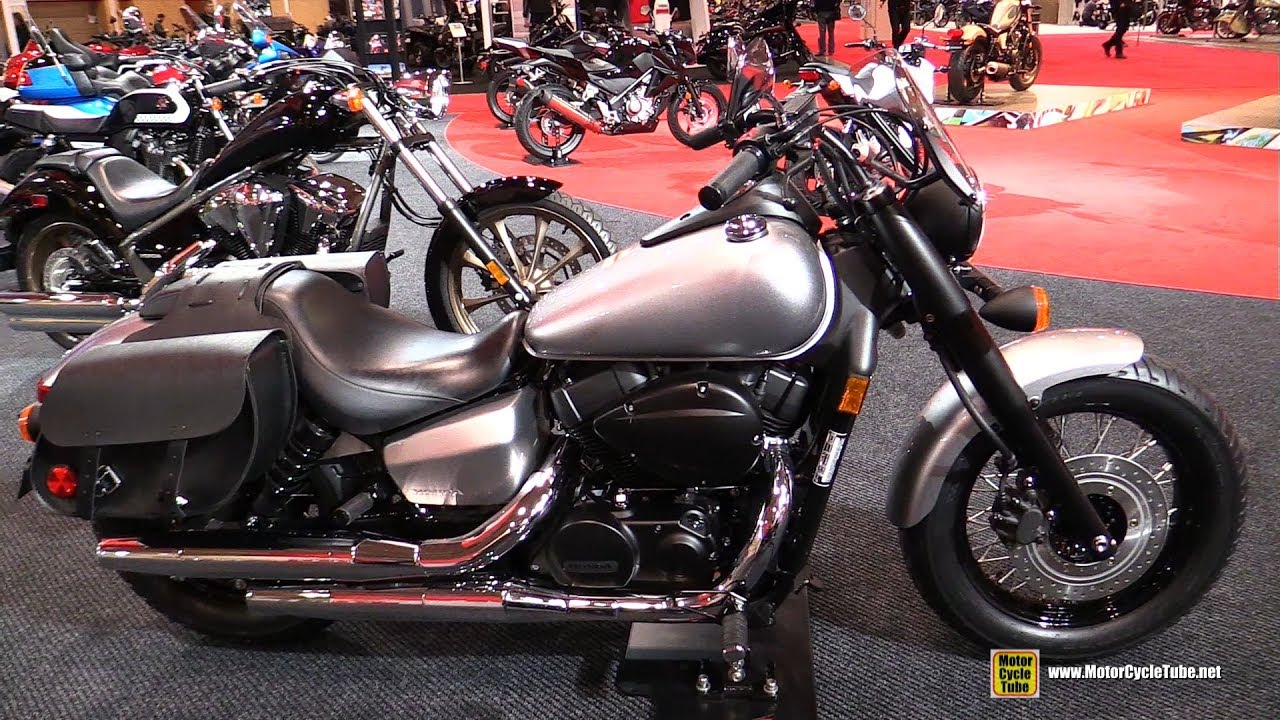 2017 Honda Shadow Walkaround Toronto Motorcycle Show