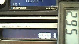 pornirea HD radio bucharest on 100.4 and 100.8 for 100,6 analogic rock fm