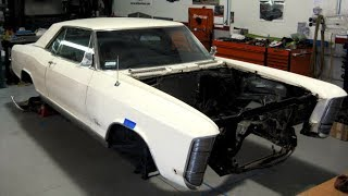 1965 Buick Riviera LS3 Restoration Project