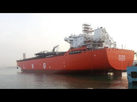 28000CBM LNG carrier