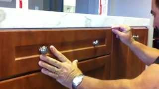 Kitchen Cabinets Installation: No Nails Or Screw Required Just Instantbond™ Super Glue Adhesive