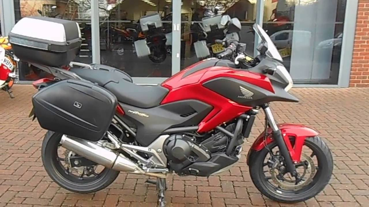 For Sale - Honda NC750X DCT with Full Honda Luggage ...