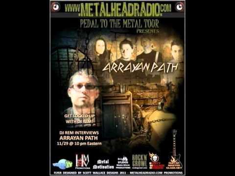 DJ REM interviews - Arrayan Path
