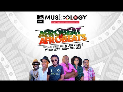 Afrobeat vs. Afrobeats | MTV Base's Musicology Finally Puts an End To the Debate