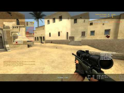 Lets Play Counter Strike: Source #1 - Noobs?