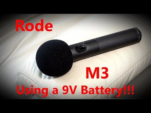 rode-m3-demonstration---part-2---battery-power