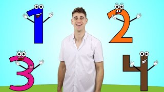 Fun Numbers Game For Kids | Learn Counting and Numbers with Adam's Classroom