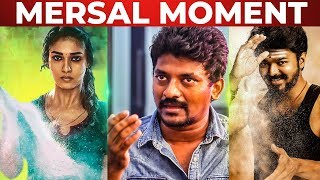 COCO Poster inspired from Mersal? Director Nelson Reavled | Nayanthara | Yogi Babu | SM 02
