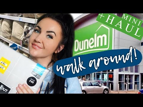 NEW IN DUNELM | AUGUST 2019 *whole Store Walkaround*
