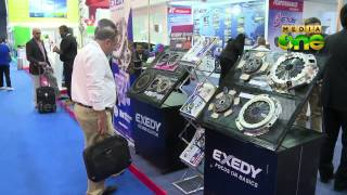 Auto mechanic exhibition in Dubai