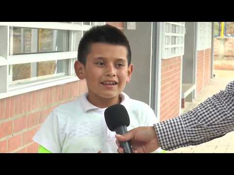 Nuevo Centro Educativo, vereda Alto Llano  San Pablo Nariño