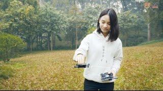 Eachine E55 Mini WiFi FPV Foldable Pocket Drone