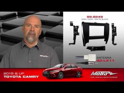 Metra TOYOTA CAMRY Dash Kit 99-8249