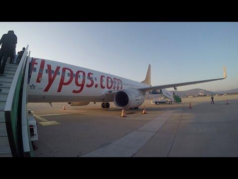 Daily round trip Istanbul to Bodrum (SAW-BJV-SAW) VLOG
