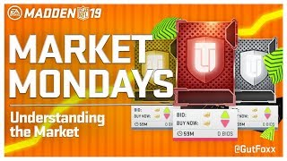 SUPER BOWL PROMO ON ITS WAY! MADDEN 19 MARKET TALK TUESDAY
