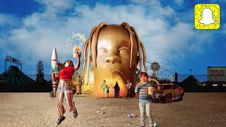 Travis Scott - ASTROTHUNDER (Clean) Ft. Thundercat (ASTROWORLD)