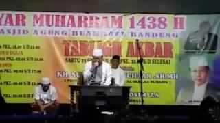 h nanang qosim za amazing haflah gema ramadhan 1438 h