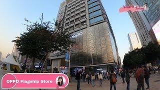 ไปดูกัน OPPO Flagship Store ที่ Shenzhen Huaqiangbei