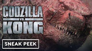 Godzilla vs. Kong - Exclusive Official Sneak Peek (2021) Millie Bobby Brown, Alexander Skarsgård