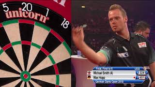 German Darts Open 2018 - Final - Michael Smith v Max Hopp