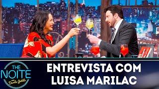 Baixar Entrevista com Luisa Marilac | The Noite (16/04/19)