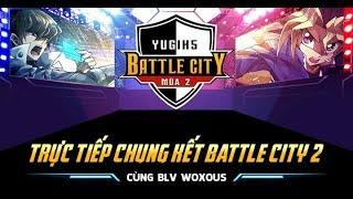 [YugiH5] Chung Kết Battle City Mùa 2