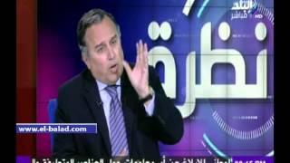 بالفيديو.. فهمي: أمريكا لم تفضل تولي جمال مبارك الحكم عقب تنحي والده