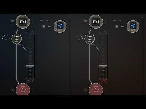 AudioKit Digital D1 Auv3 Beta x7 in AUM
