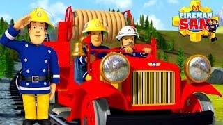Пожарный Сэм ТестПожарного Пожарный Сэм на русском все серии подряд мультфильм FiremanSam ChildrenTV