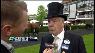 FEATURE ON THE QUEEN'S STAR FILLY, ESTIMATE
