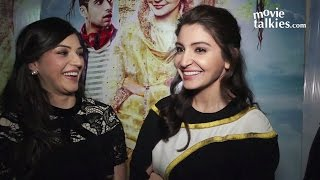 Phillauri Film Team's Promotional Interview | Anushka Sharma