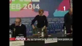 Шая ЛаБаф Затролил Публику На Берлинском Кинофестивале - EmOneNews - 10.02.2014