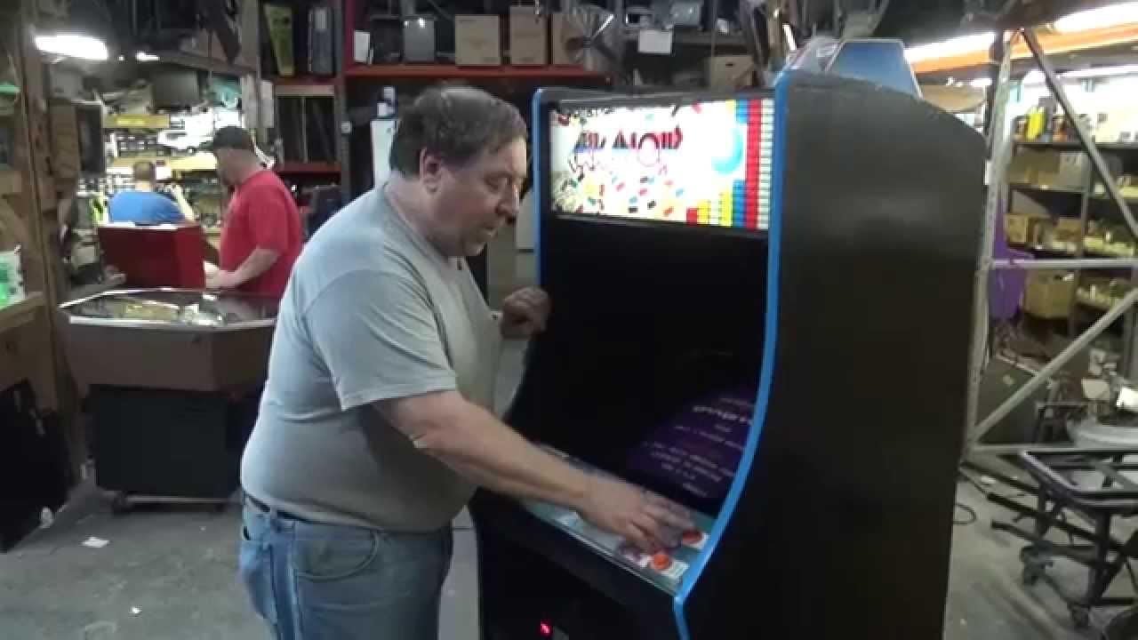 626 Taito Romstar ARKANOID Arcade Video Game- like BREAKOUT! TNT ...