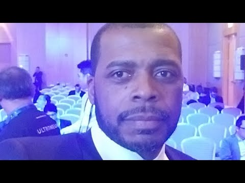 Reggie Middleton Live At Blockchain Investment Summit, Dubai
