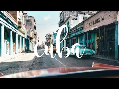 10 DAYS IN CUBA - Morgan Oliver-Allen