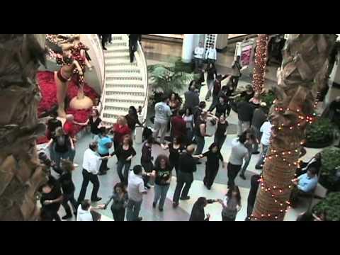 Baltimore Maryland Salsa Flash Mob