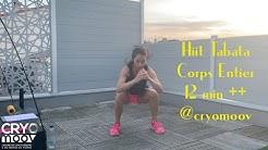 CryO'Moov - Hiit Tabata Corps Entier avec Myriam