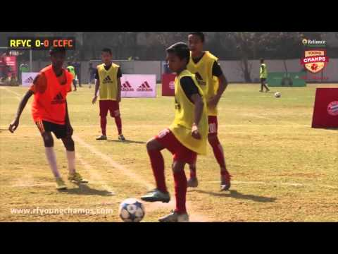 Reliance Foundation Young Champs impress at the FC Bayern Youth Cup