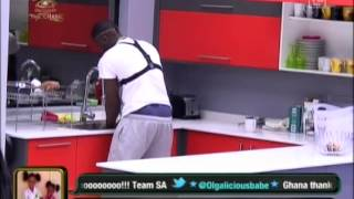 No more GoPro- Big Brother Africa The Chase