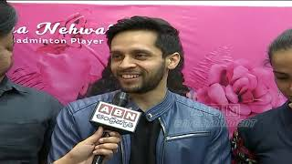 Saina Nehwal and Kashyap About their Married Life | ABN Entertainment