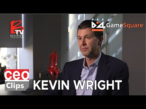 CEO Clips: Kevin Wright   GameSquare Esports   Building a World-Class Esports Agency