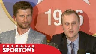 Konferencja prasowa TS Wisła Kraków - Na żywo