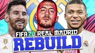 REBUILDING REAL MADRID!!! FIFA 20 Career Mode
