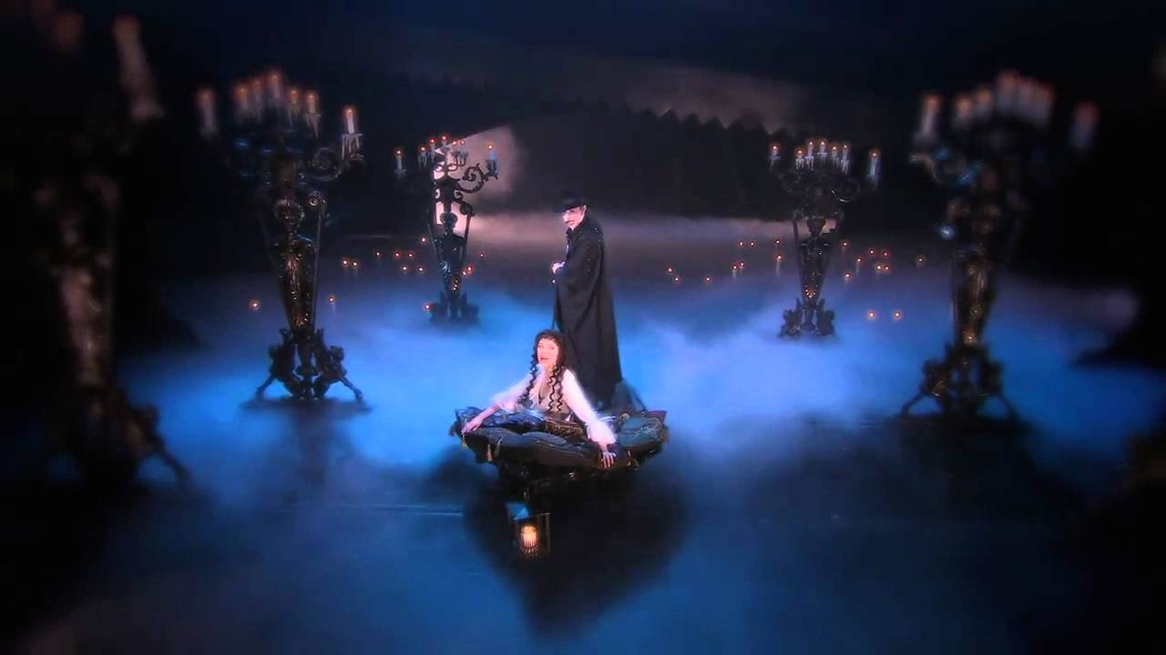 phantom of the opera royal albert hall full