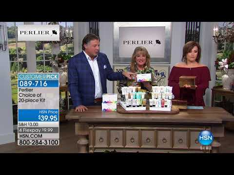HSN | Perlier Beauty Anniversary 10.17.2017 - 11 AM
